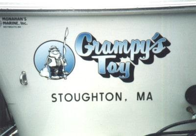 Grampy's Toy