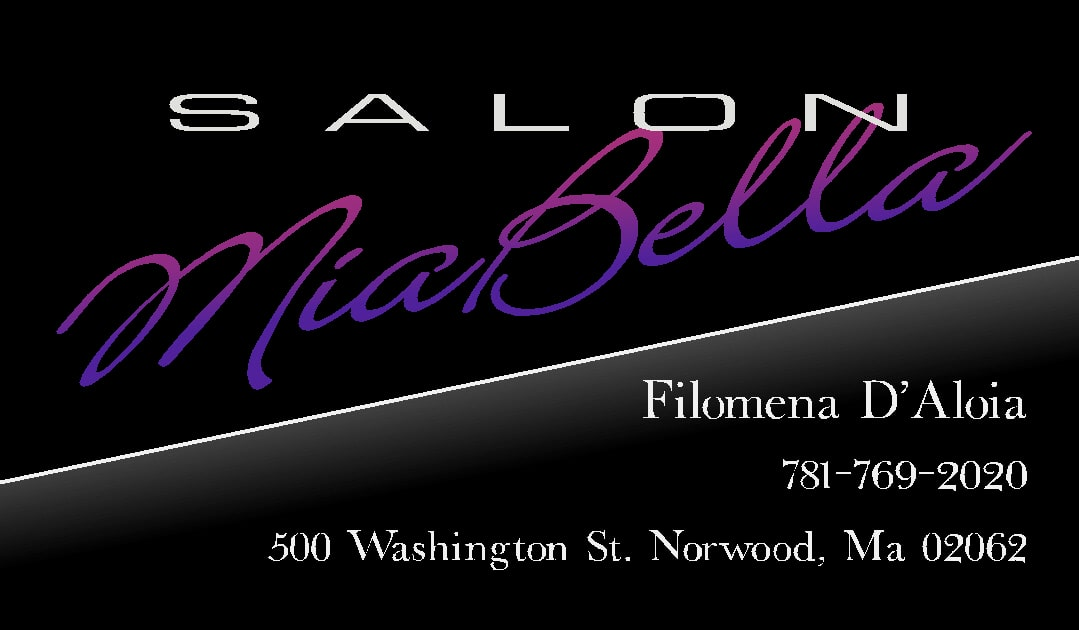 Mia Bella Business Card