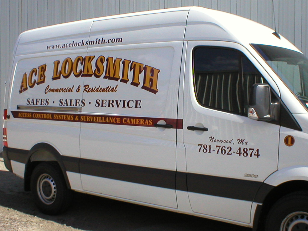 Van Lettering And Van Graphics Crivello Signs Inc